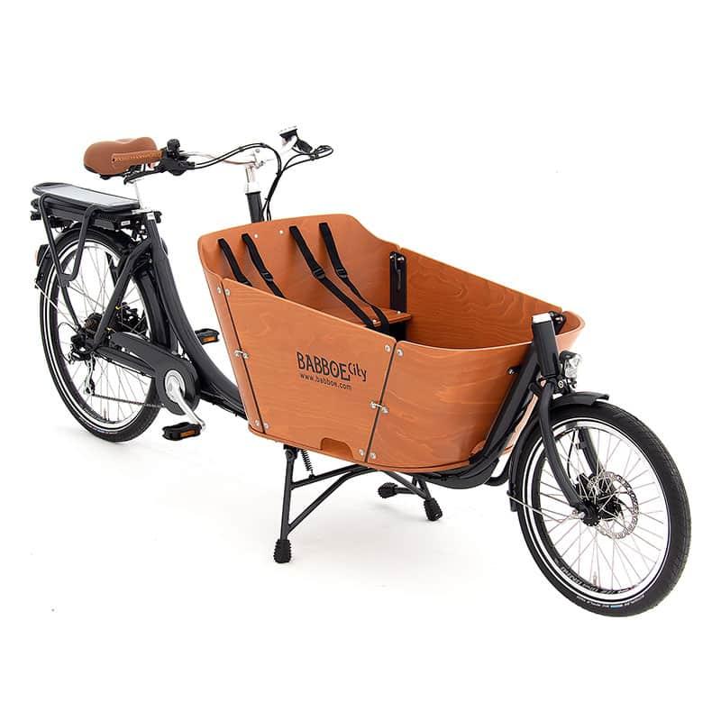 elektrische bakfiets fietsverhuur leiden