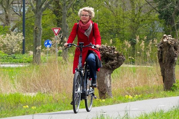 Maak een proefrit e-bike op de elektrische fiets merk Pointer bij fietsenwinkel EasyFiets in Leiden.